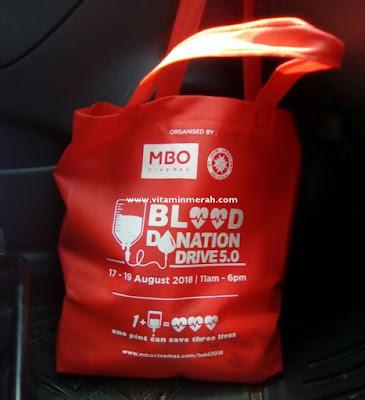 pengalaman derma darah