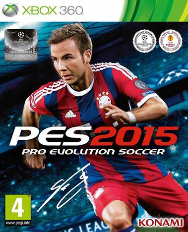 Pro Evolution Soccer 2015 [PAL][NTSC-U][ISO] - Download Game Xbox