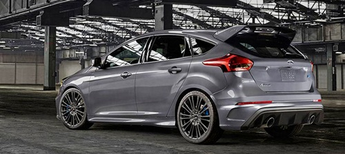 2016 Ford Focus Rs 0 60 Time