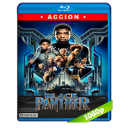 Pantera Negra (2018) BRRip 1080p Audio Dual Latino-Ingles