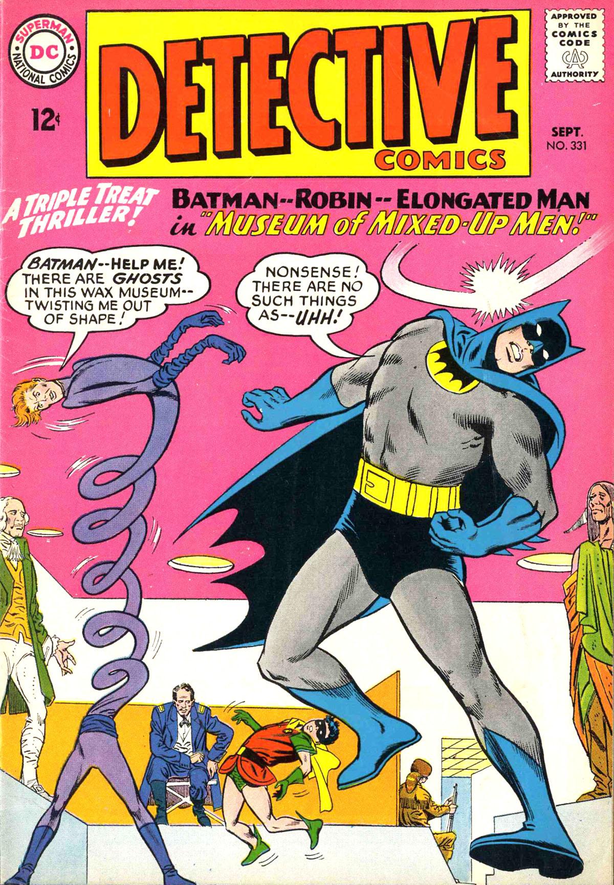 Detective Comics (1937) 331 Page 0
