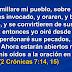 2 Crónicas 7:14-15