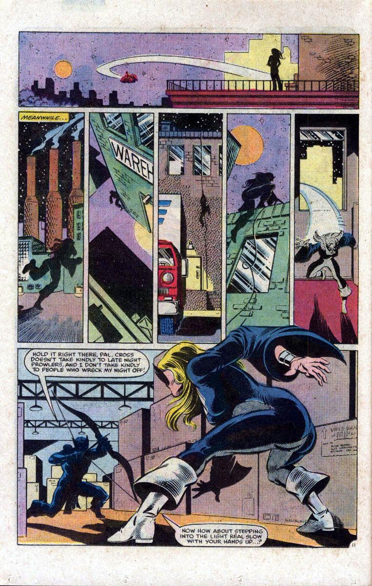 Hawkeye (1983) Issue #1 #1 - English 12