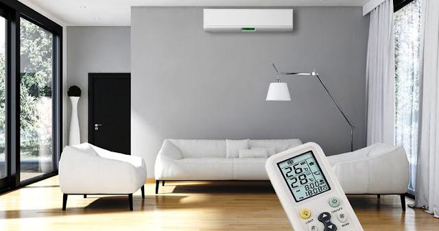 Pengaturan remote penting supaya AC menjadi dingin