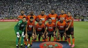 نهضة بركان يتصدر الدوري المغربي بعد الفوز على فريق اتحاد طنجة