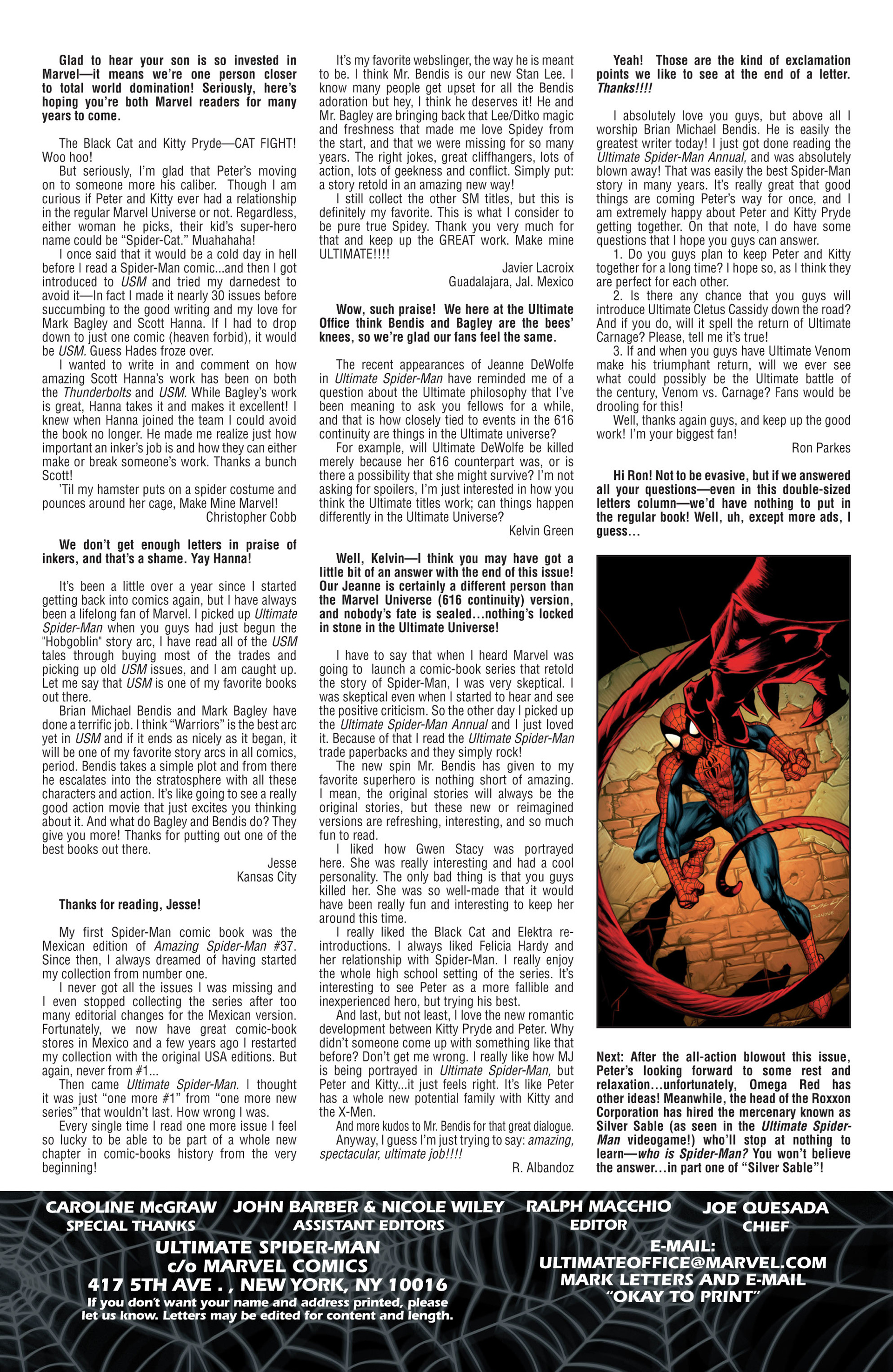 Read online Ultimate Spider-Man (2000) comic -  Issue #85 - 24
