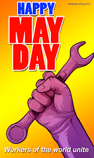Happy may day wishes Labor day 2019 images