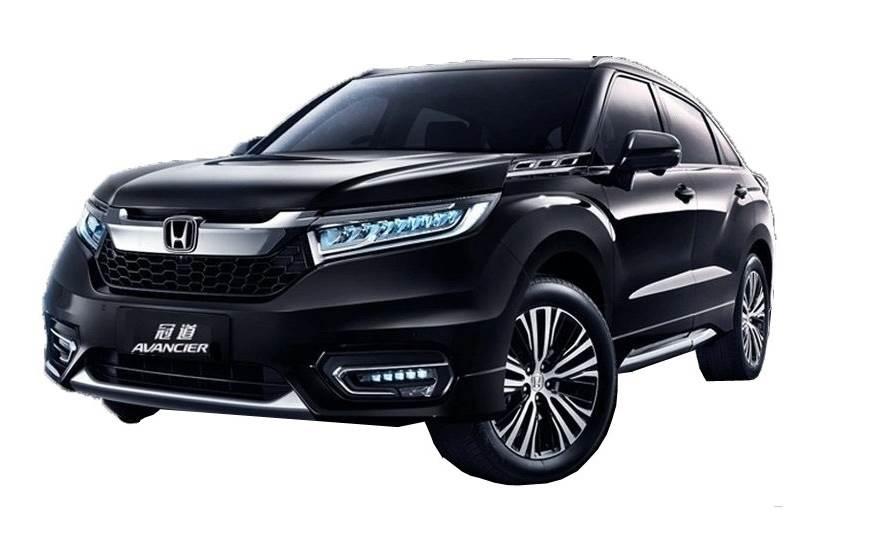Honda avancier 2017