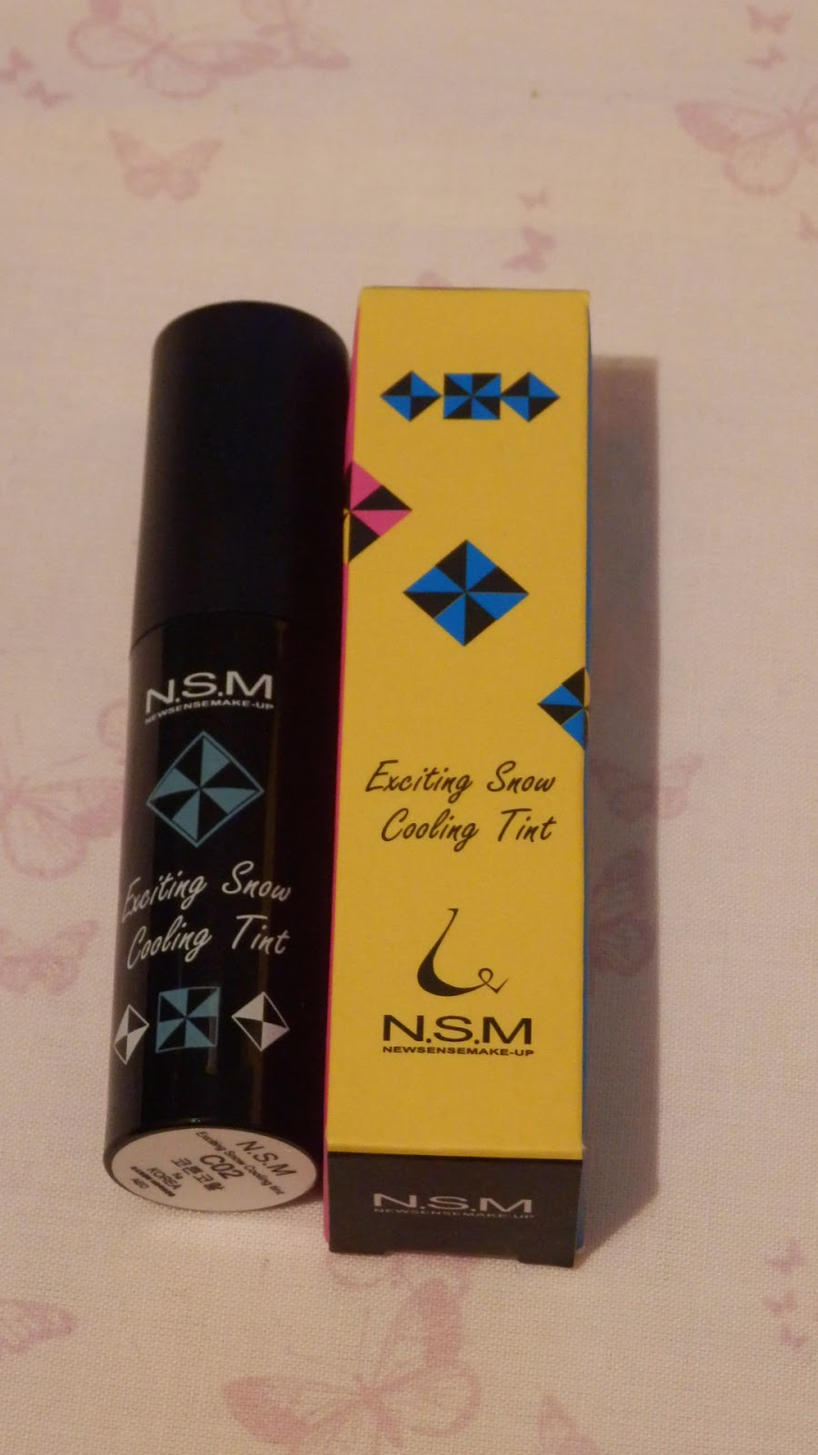 Memebox Special #13 Cooling Care N.S.M. Exiting Snow Cooling Tint