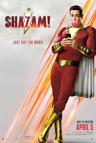 Shazam! (BRRip 720p Dual Latino / Ingles) (2019)