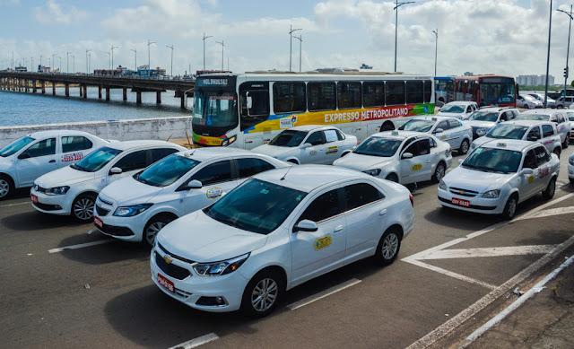 App de taxistas oferece 50% de desconto em São Luís