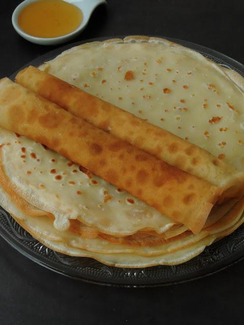 malawah, Somali Sweet Pancakes