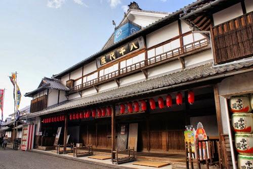 Yachiyoza Theater, Yamaga, Kyushu, Japan