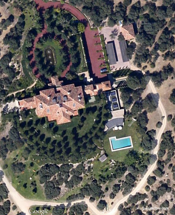 Los jardines del palacio marivent en mallorca paisaje libre for Jardines de marivent