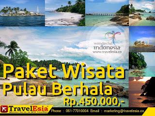 Paket Wisata Pulau Berhala
