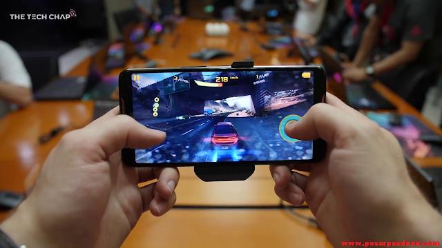 Inila Rajanya Ponsel Gaming!! Asus ROG Phone