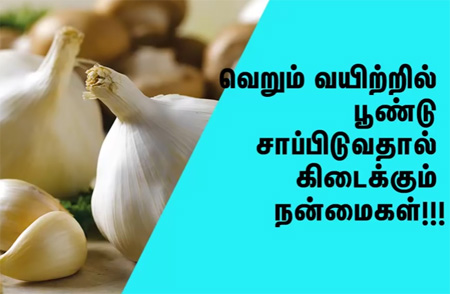 Why You Should Eat Garlic In Empty Stomach?