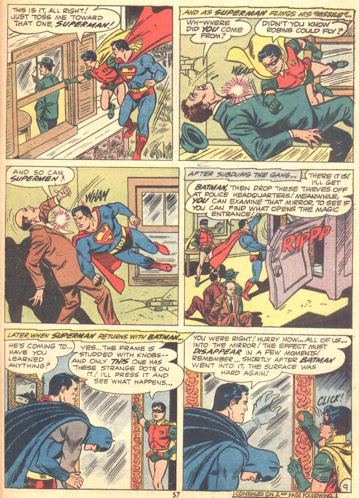 Read online World's Finest Comics comic -  Issue #206 - 52