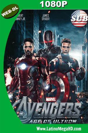 Los Vengadores: La Era de Ultron (2015) Subtitulado WEB-DL 1080p (2015)