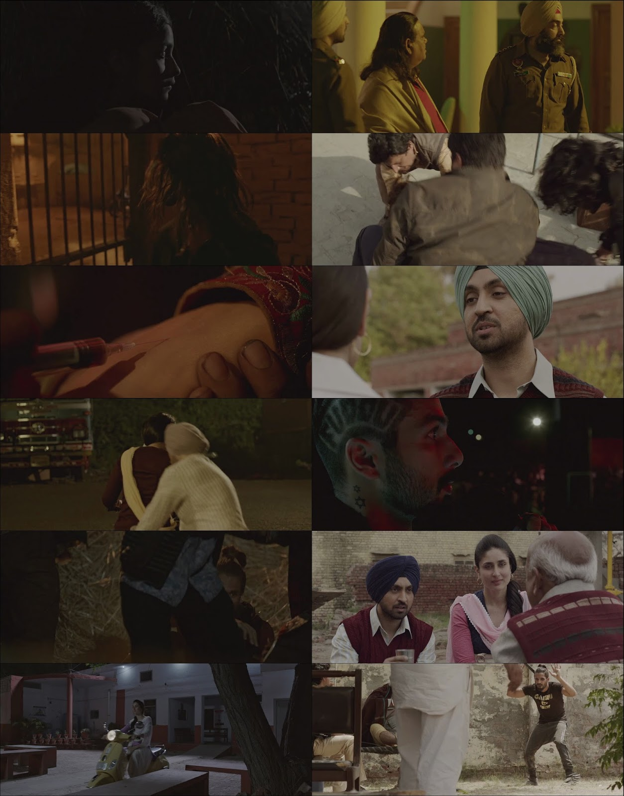 Udta Punjab Movie Screenshot