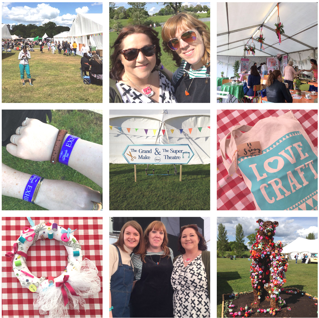 Live it: Our Handmade Fair Mollie Mash-up Adventure