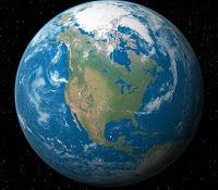 фото Земли из Космоса самое качественное сделанное NASA в 2015