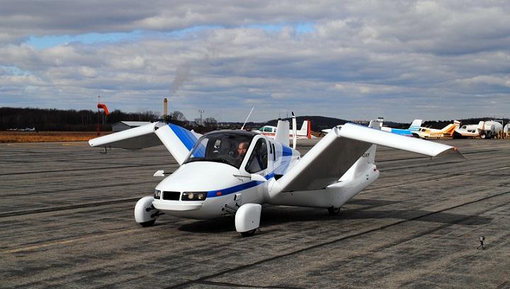 Terrafugia Transition, Mobil Terbang yang Akan Dirilis Pada 2019