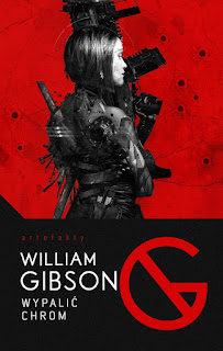 Wypalić Chrom - William Gibson