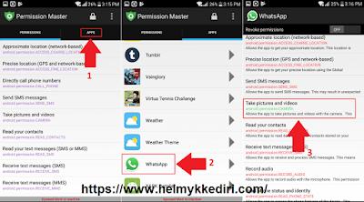 Mengatasi whatsapp tidak bisa video call2