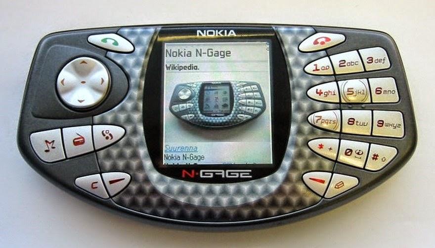 Nokia: os 6 celulares mais estranhos (ou não) lançados 1