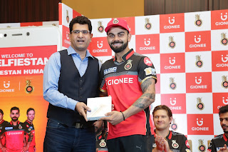Gionee fortifies distribution network by 30%; takes channel partners to #Selfiestan for a meet and greet with the RCB and KKR