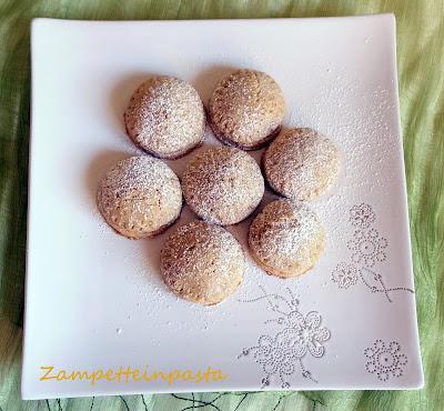 Biscotti cuor di mela - Biscotti con le mele