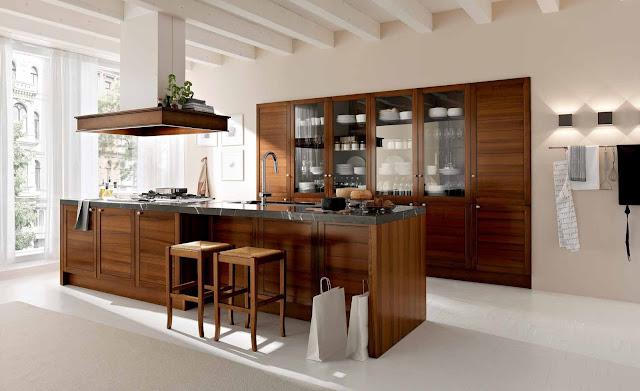 nội thất nhà bếp đẹp - mẫu số 3