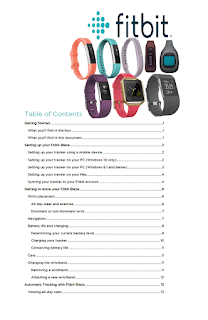 Fitbit Manual User Guide