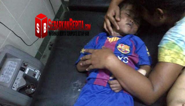 Palembang - Seorang Ibu Tega Menganiaya Anak Semata Wayangnya Yang Berusia 4 Tahun Hingga Tewas.