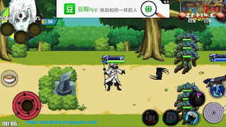 Download Naruto Mod Ninja Senki Revolution Apk