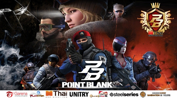 Cheat Point Blank Garena Thailand Updated 5 Mei 2017 VIP