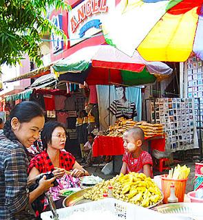 Yangon city center (1)