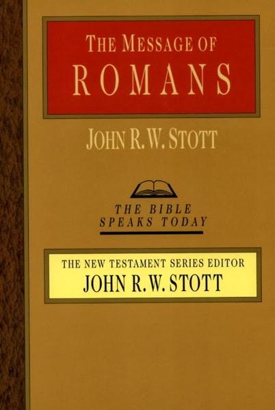 John Stott-The Message Of Romans-
