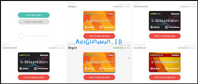 Panduan Mendaftar Akun NewAge Bank