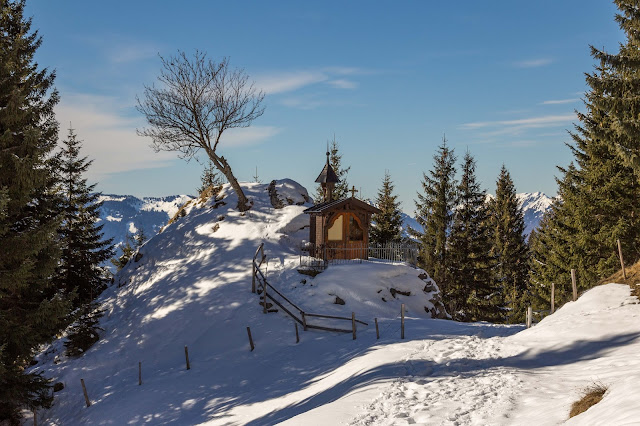 Schneeschuhtour tiefenbacher eck bad hindelang allgäu 08