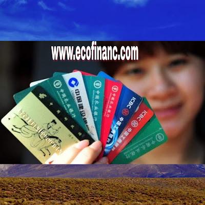 La Chine et l'utilisation des cartes bancaires, c'est incroyable et reflet le développement de l'économie du pays