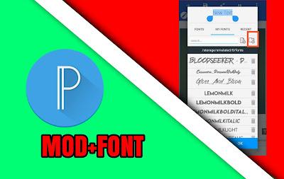 Download Aplikasi Pixallab Mod+Font Terbaru