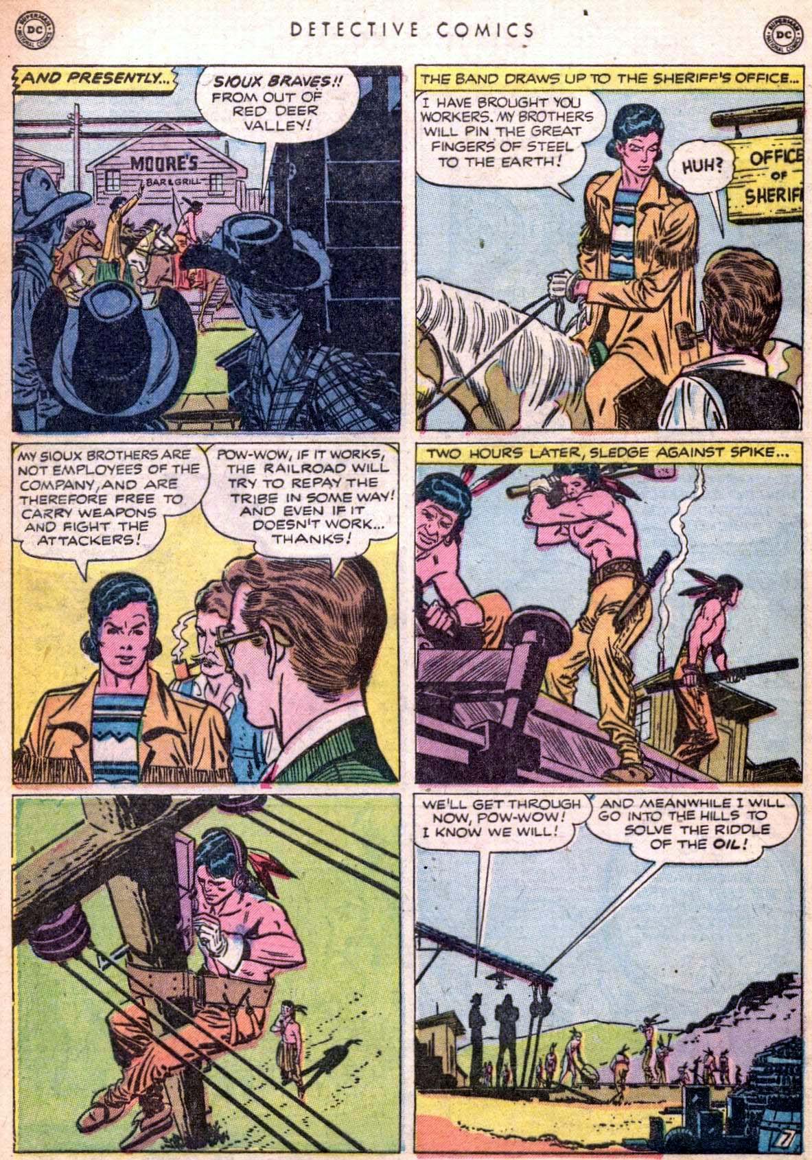 Detective Comics (1937) 157 Page 45