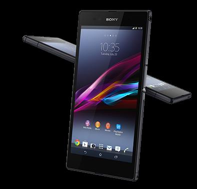 Sony Unveils Xperia Z Ultra