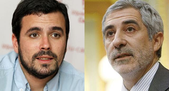 Alberto Garzón: Llamazares y la honestidad en política