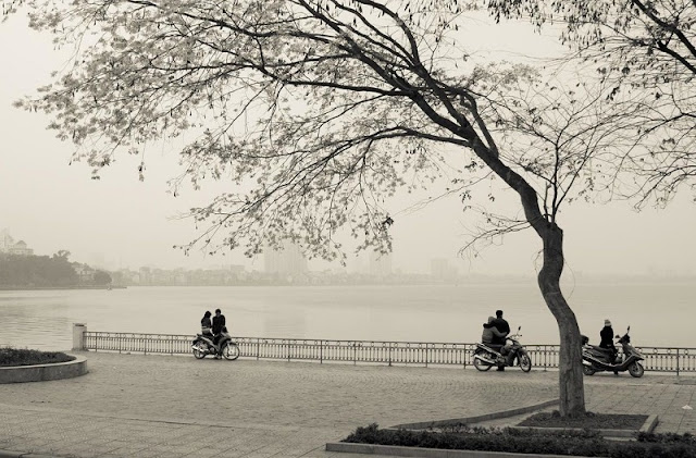 What is special about Hanoi winter?