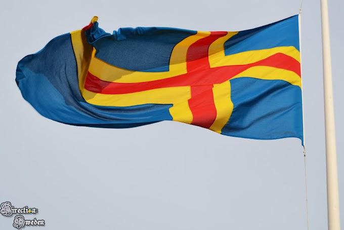 Åland - szwedzkojęzyczna Finlandia