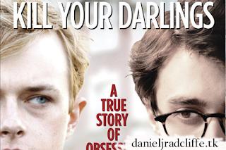 Kill Your Darlings: NL DVD & Blu-ray artwork