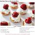 No Bake Cherry Cheesecake Bites